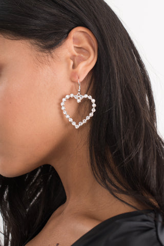 Sienna Earrings - Silver