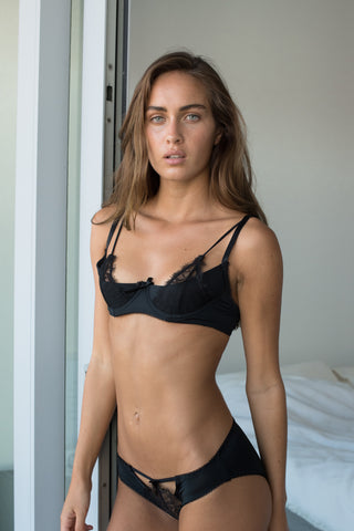 T-Shirt Bra - Black