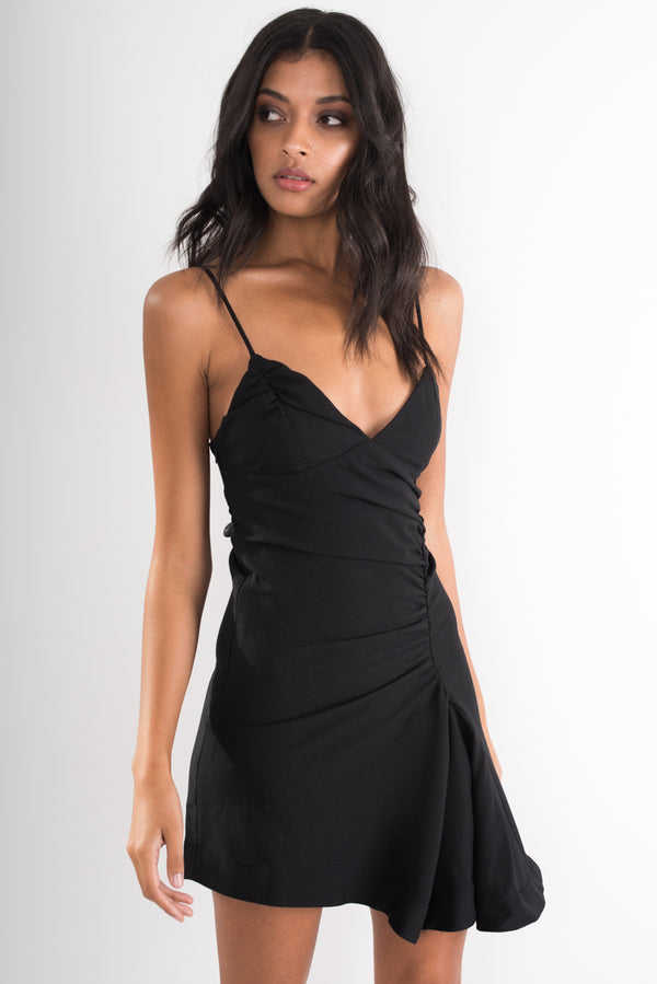 Eloise Dress - Black - Style Addict
