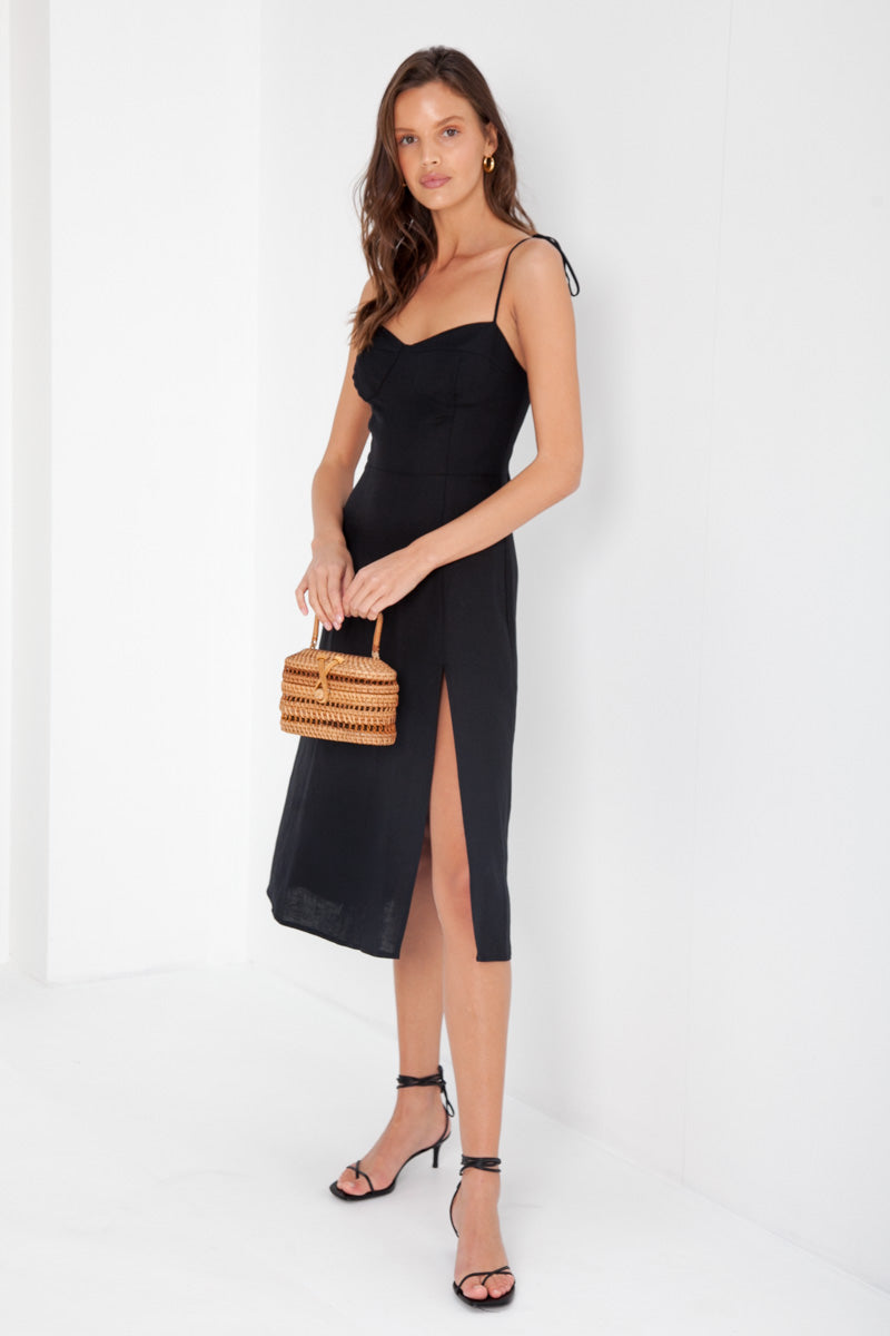 Jennifer Dress - Black