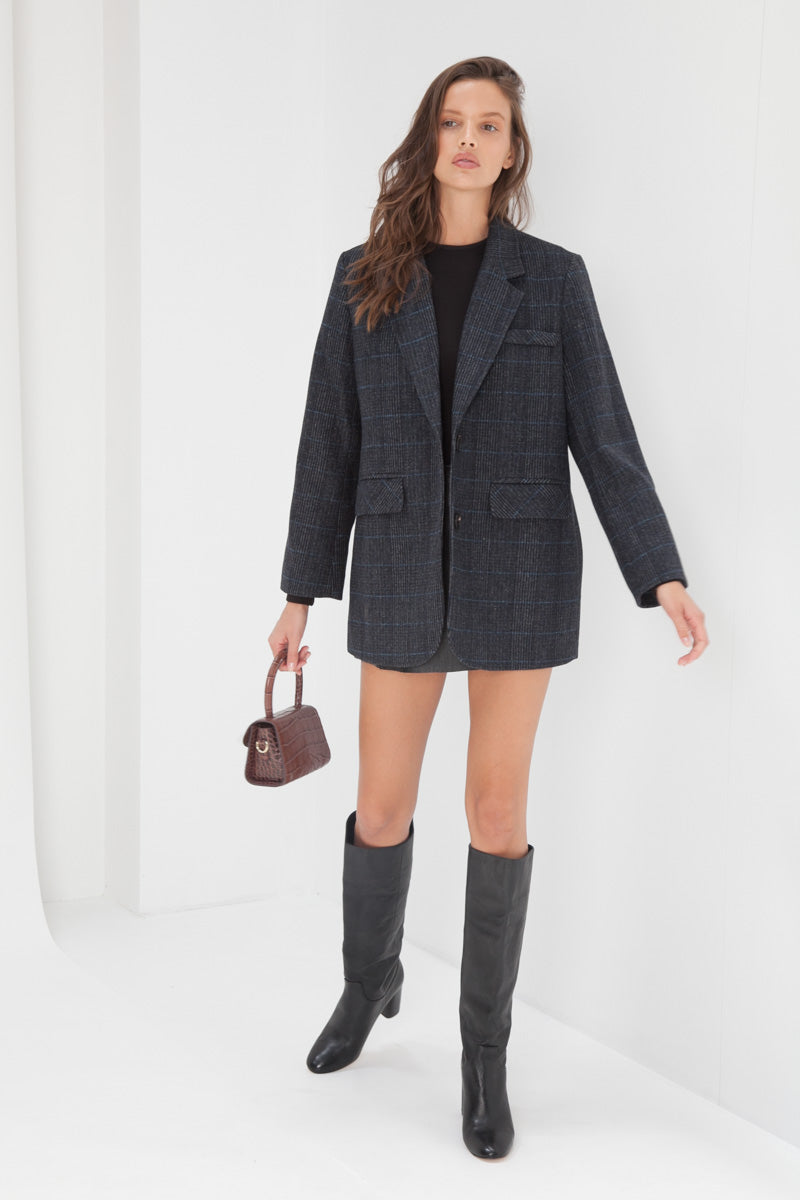 Soho Blazer Coat