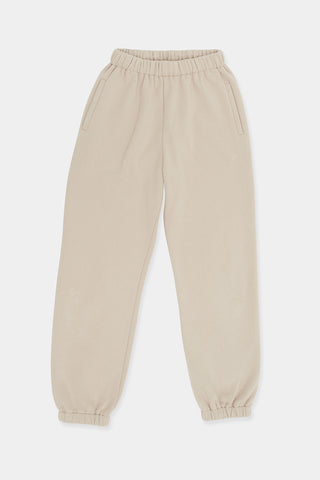 Front Split Trouser Pants - White