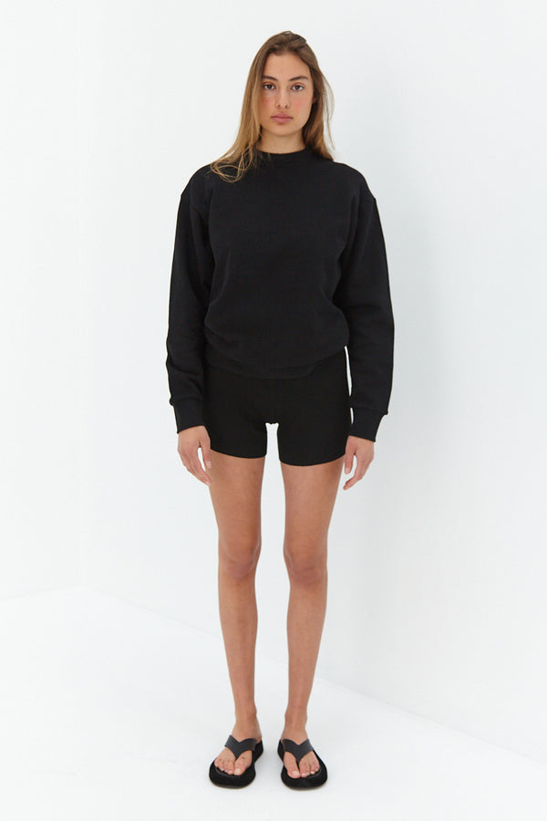 Studio Sweatshirt - Black