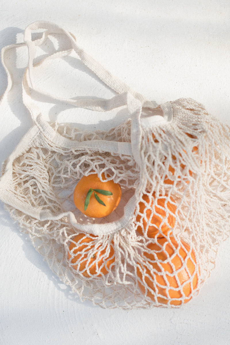 Market Bag - Natural - Style Addict