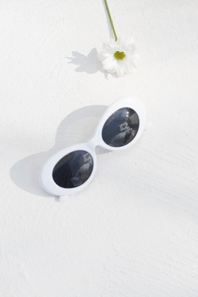 Jenny Sunglasses - White