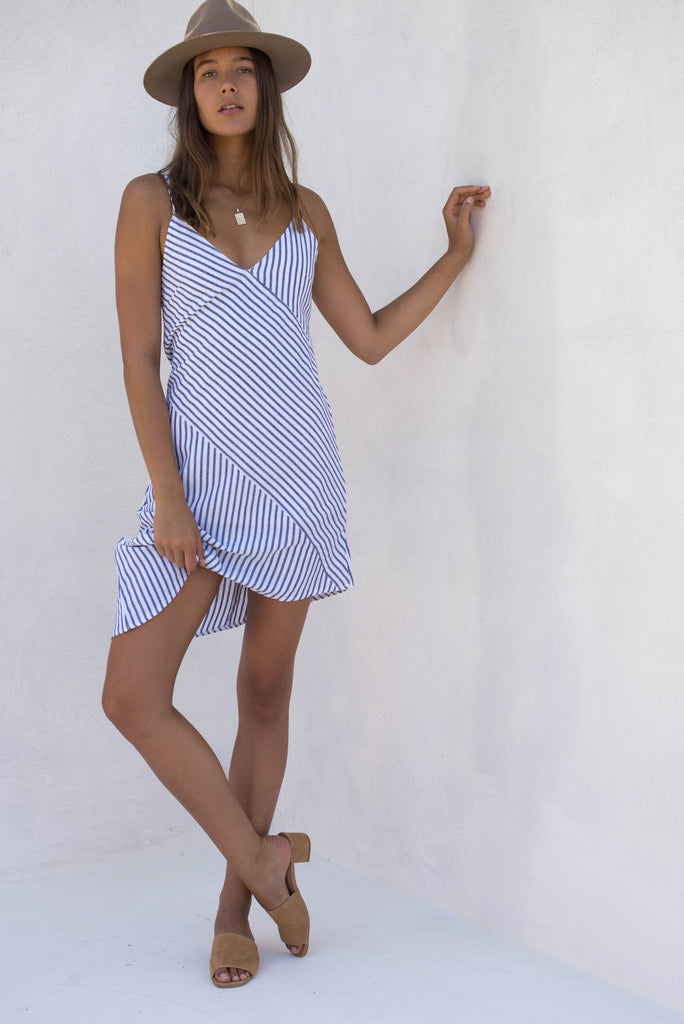 Stevie Dress - Stripe