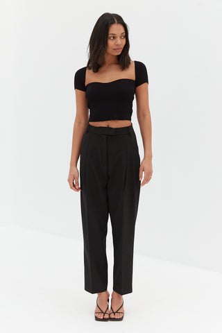 Jessie Sweat Pants - Black