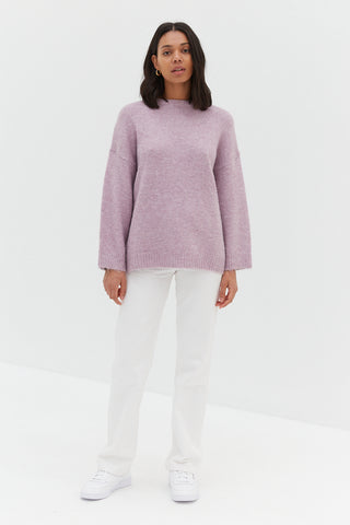 Grace Top - Powder Pink
