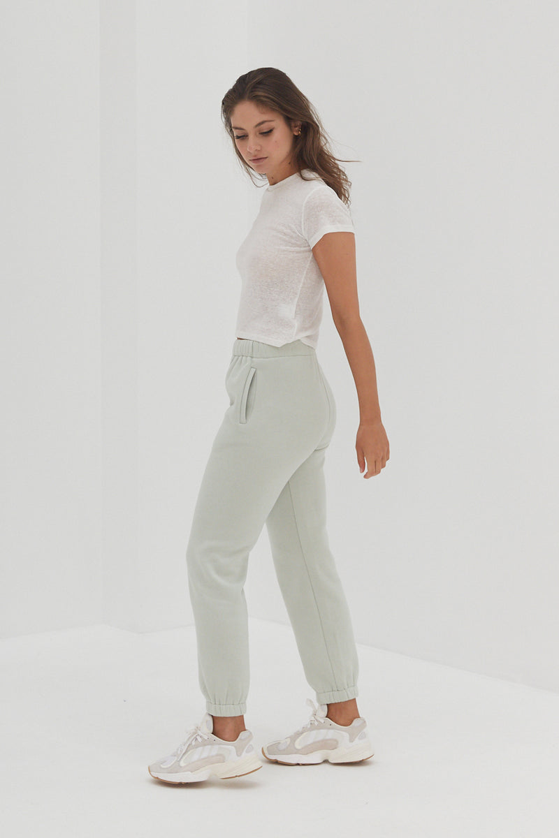 Sojo Sweat Pants - Mint