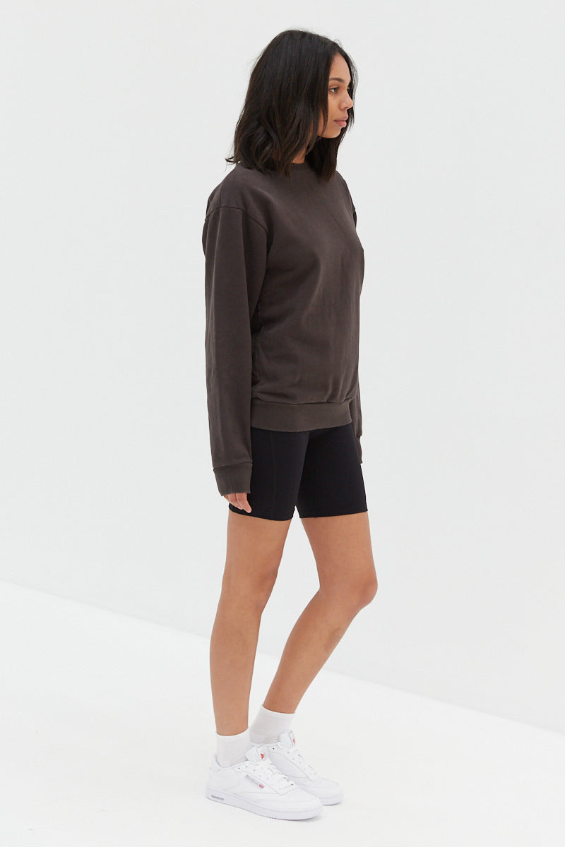 Studio Sweatshirt - Dark Grey