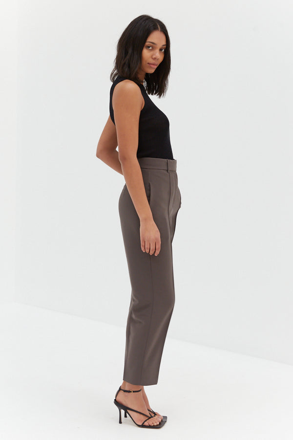 Vansen Trouser Pants - Dark Grey