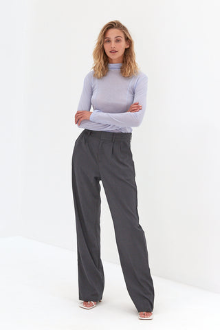 TROUSERS - TAN / SAMPLE