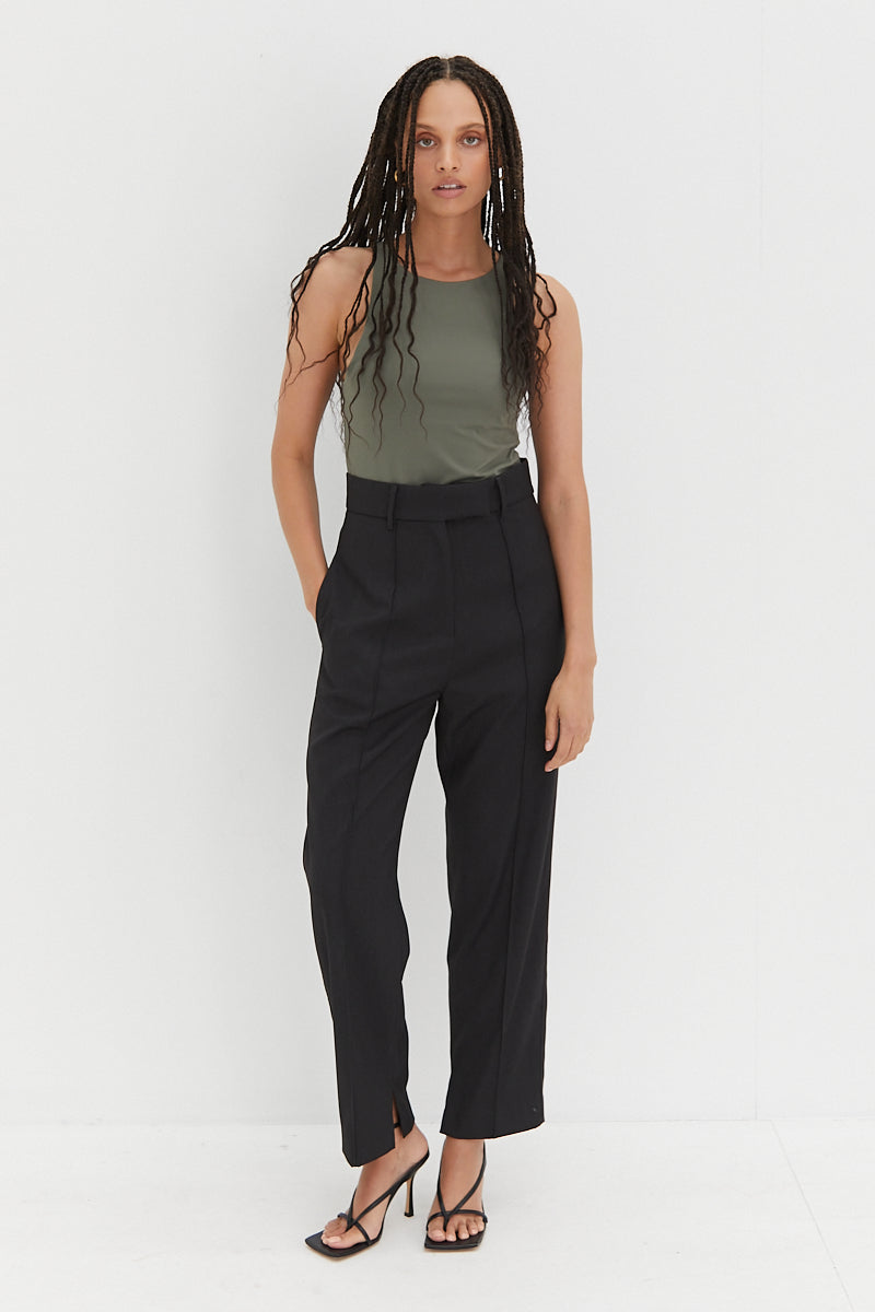 Vansen Trousers - Dark Grey