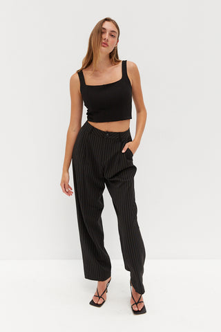 Sojo Sweat Pants - Black