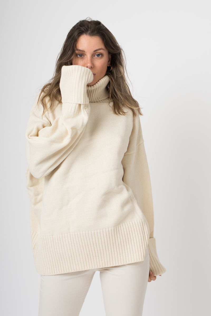 Roux Knit Jumper - Style Addict