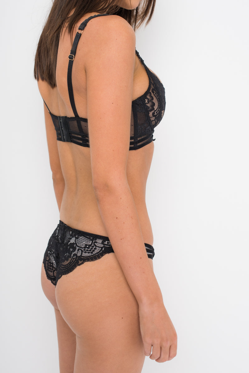 Louise Underwear - Black - Style Addict