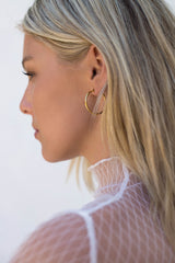 Dillon Hoop Earrings