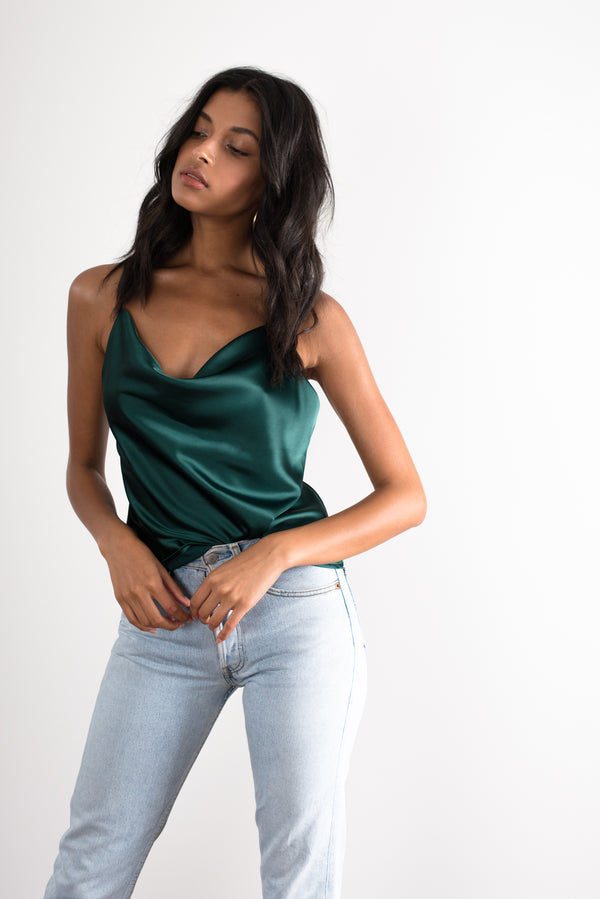 Katerina Top - Emerald - Style Addict