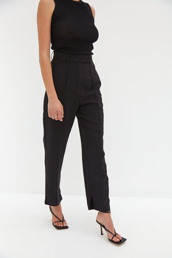 Vansen Trouser Pants - Black