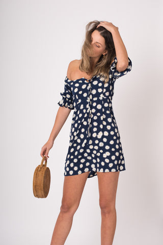 Denim Dress / OUTLET