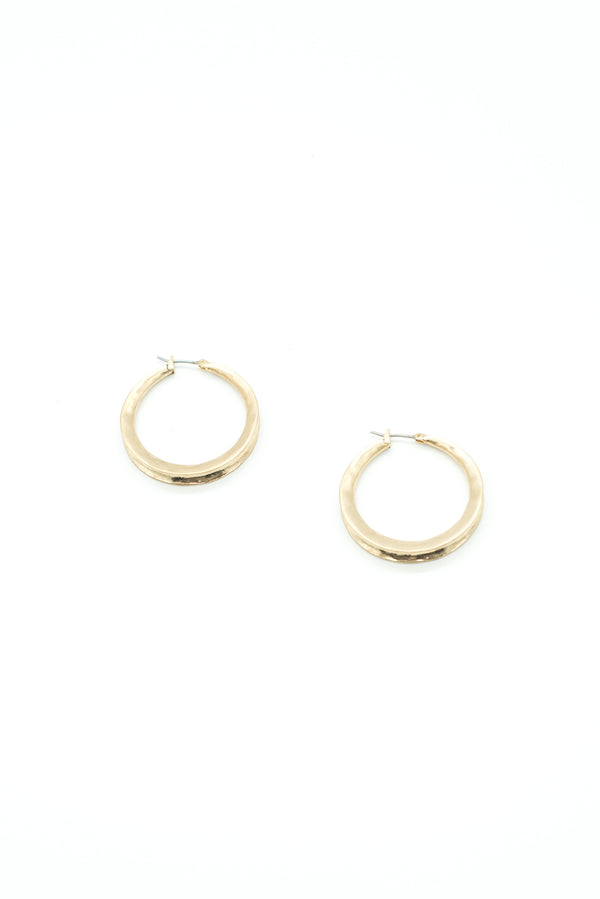 Lina Earrings - Gold - Style Addict