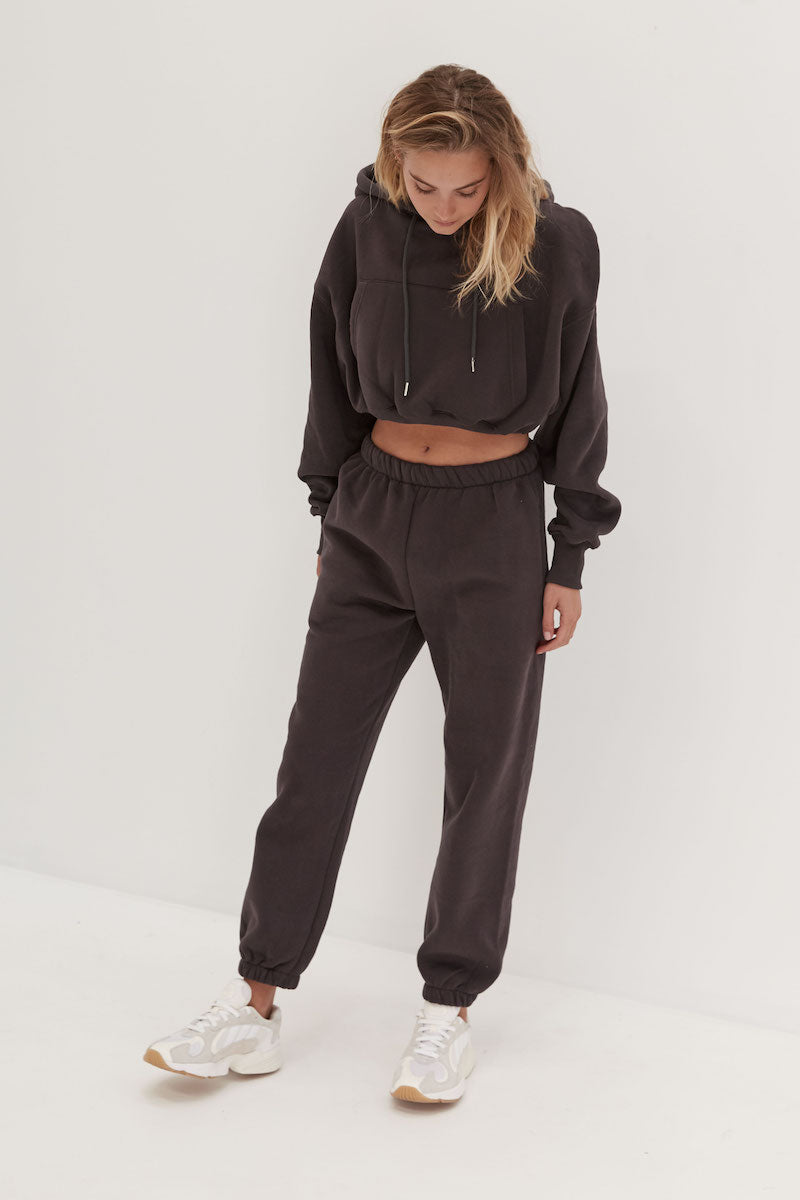 Sojo Sweat Pants - Dark Grey - Pre Order