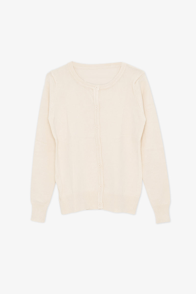 Lin Cardigan - Cream