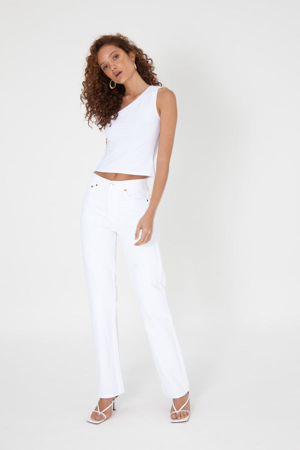 Jenna Top - White