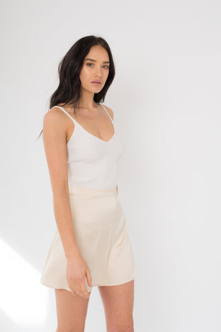 Chantilly Top - White