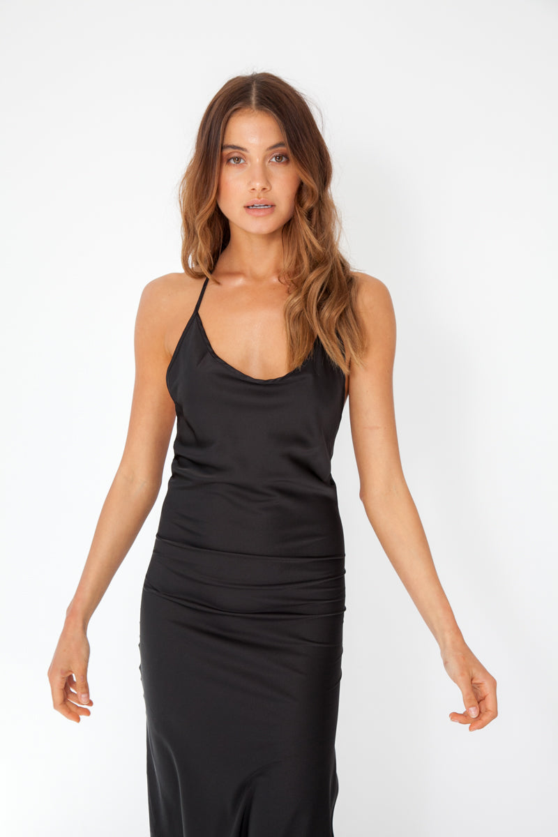 Anu Dress - Black