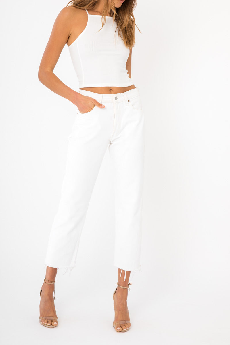 Jenny Top - White