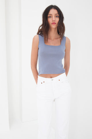 Isabeli Top - White