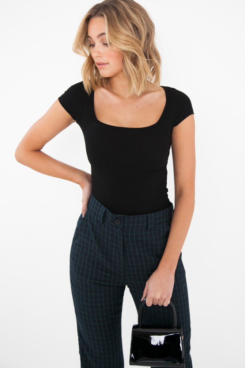 Diego Top - Black