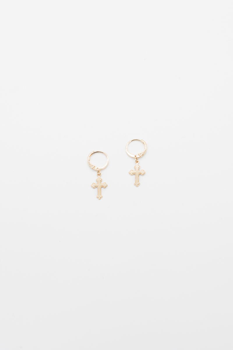 Lola Earrings - 14K Gold Plated