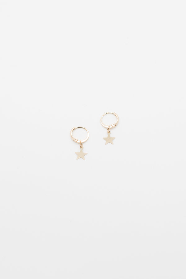 Etoiles Earrings - 14K Gold Plated