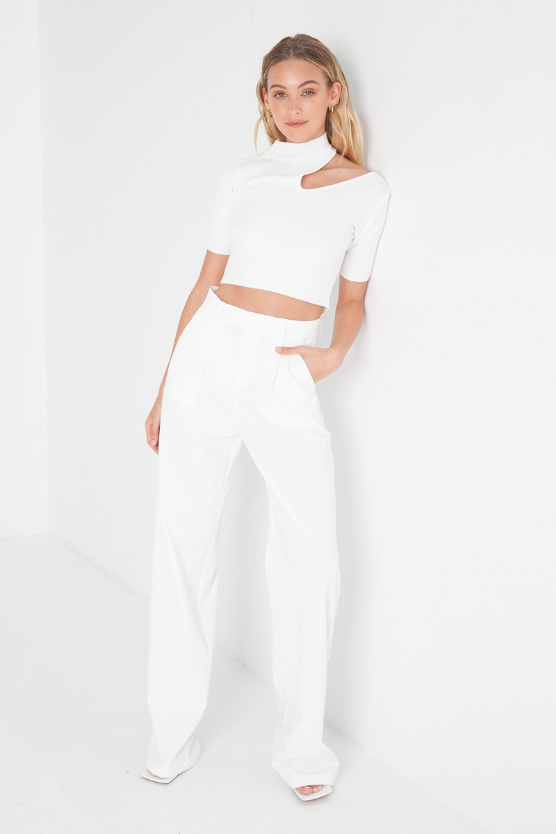 Emma Top - White