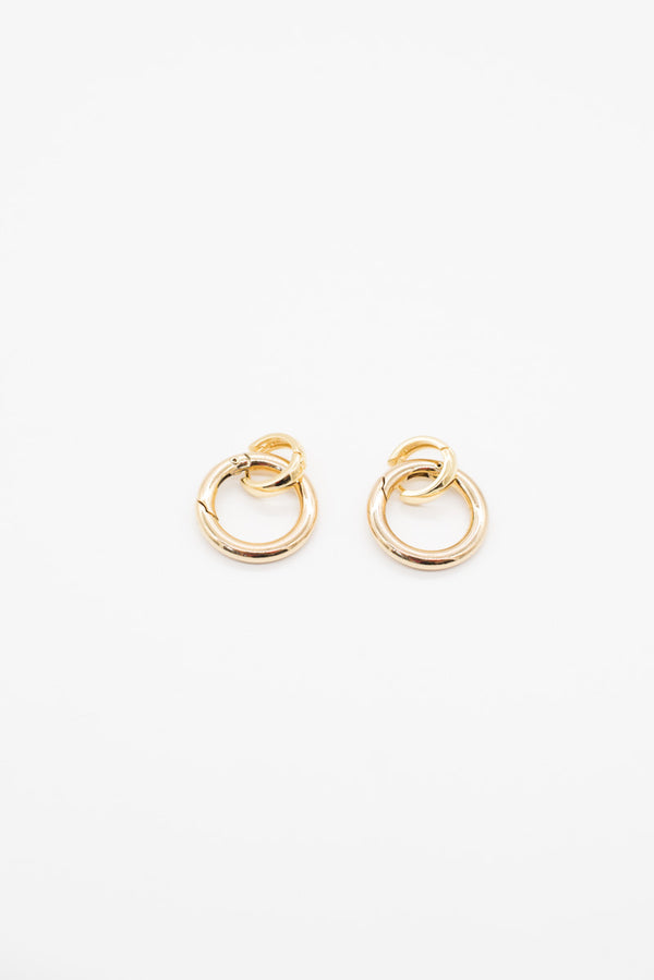 Sara Earrings - Gold
