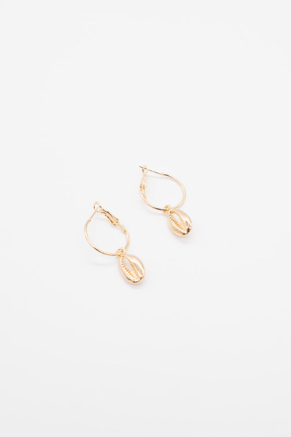 Seychelles Earrings - Gold