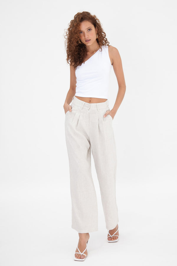 Kenya Pants - Canvas