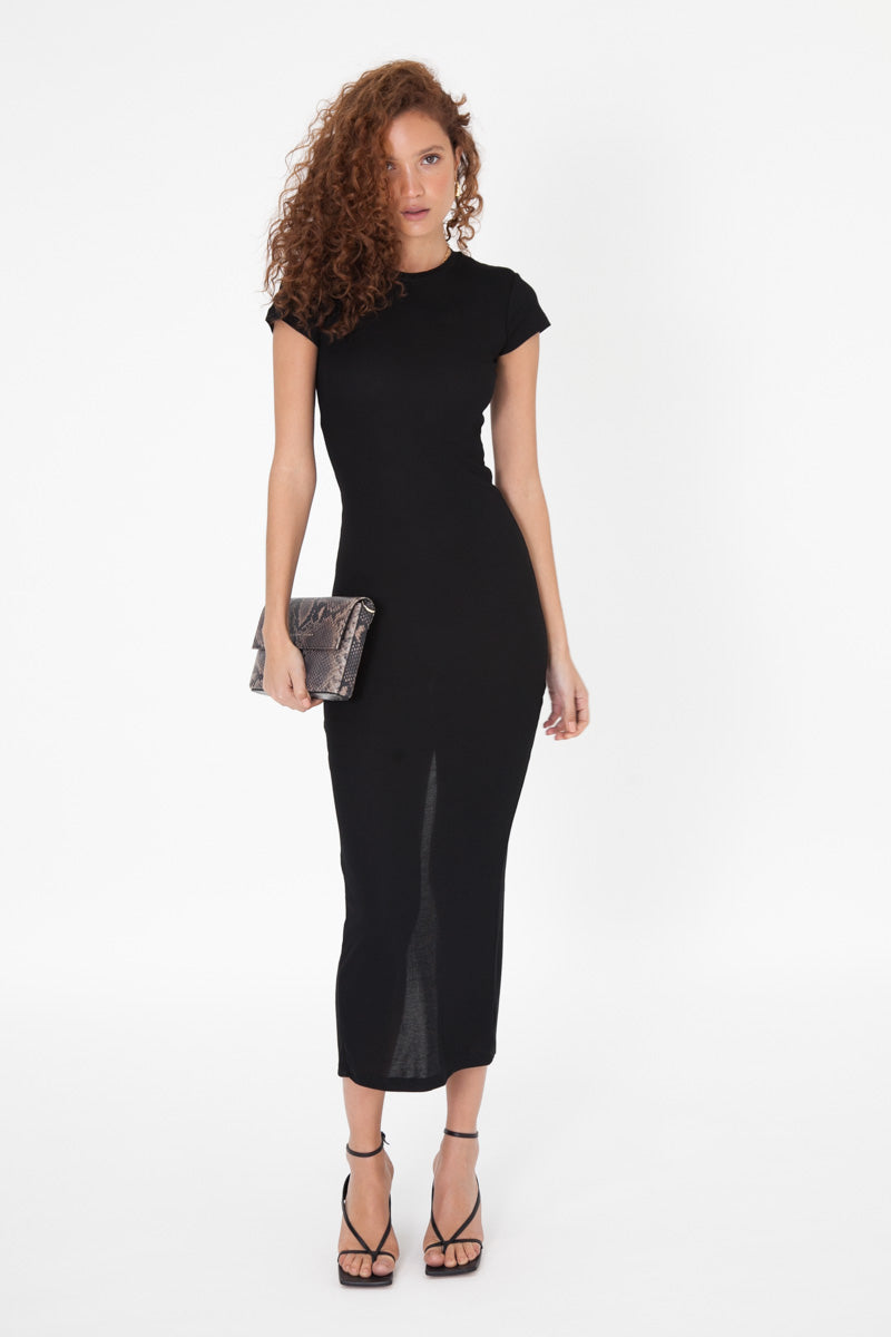 Luna Dress - Black