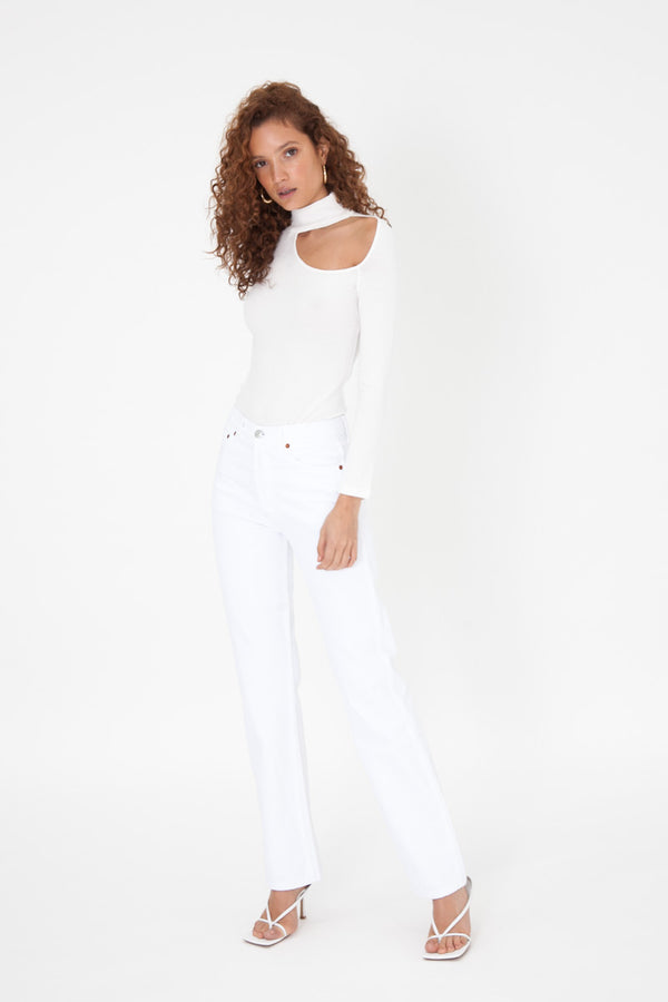 Matea Top - White