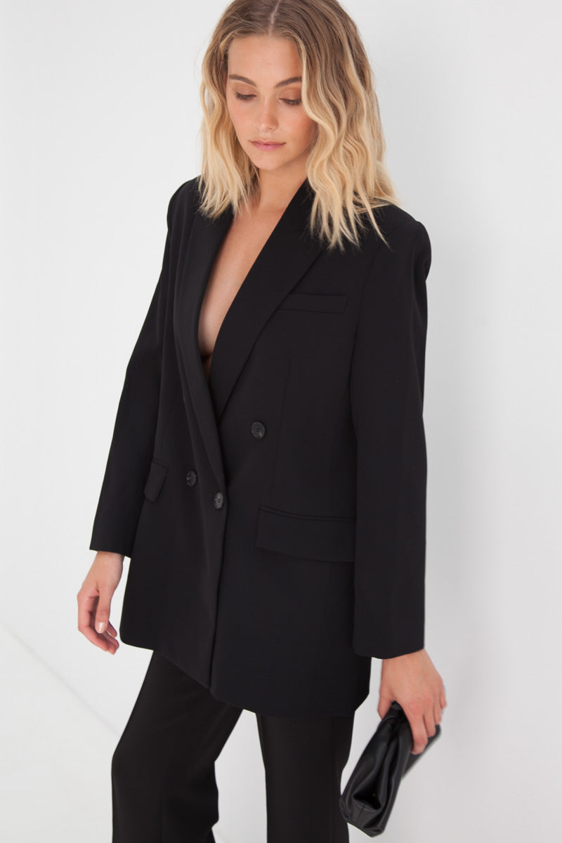 McGraw Blazer - Black