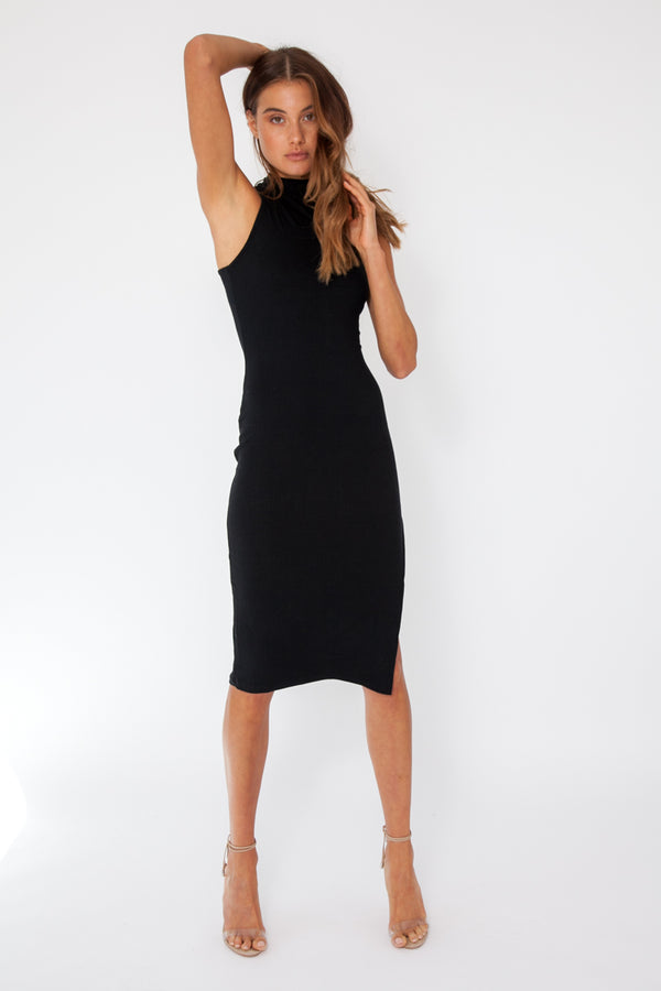 Mina Dress -Black