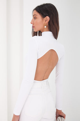 Diego Top - White