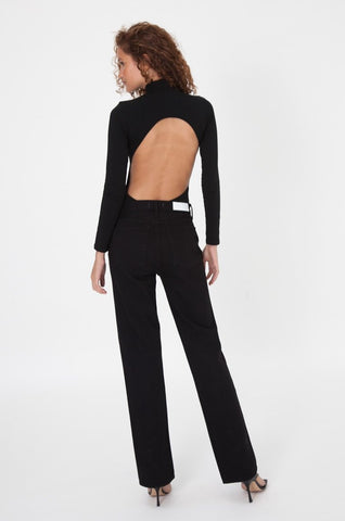 Freja Pants - Black