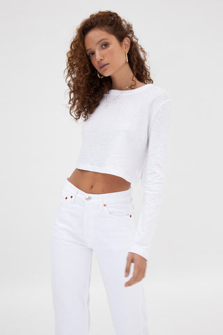 Sade Bodysuit - White