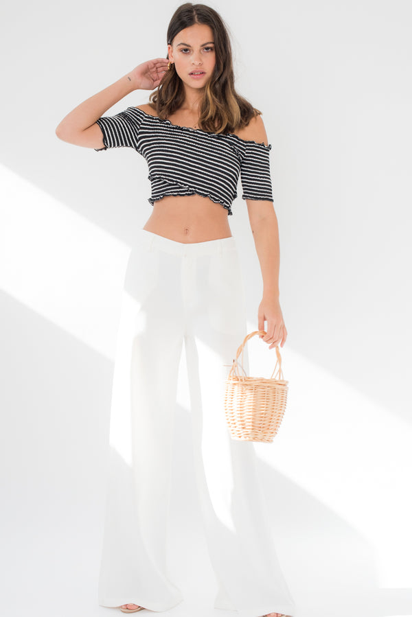Sonia Top - Stripe