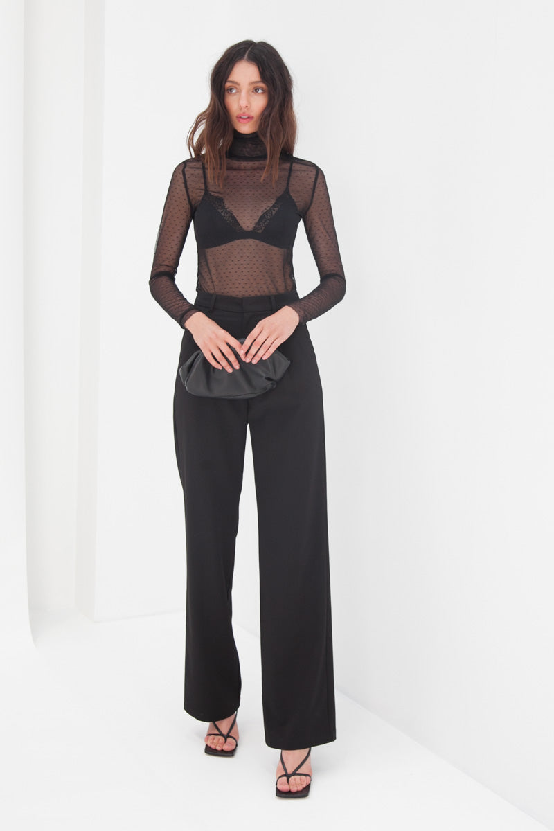 Sophia Top - Black