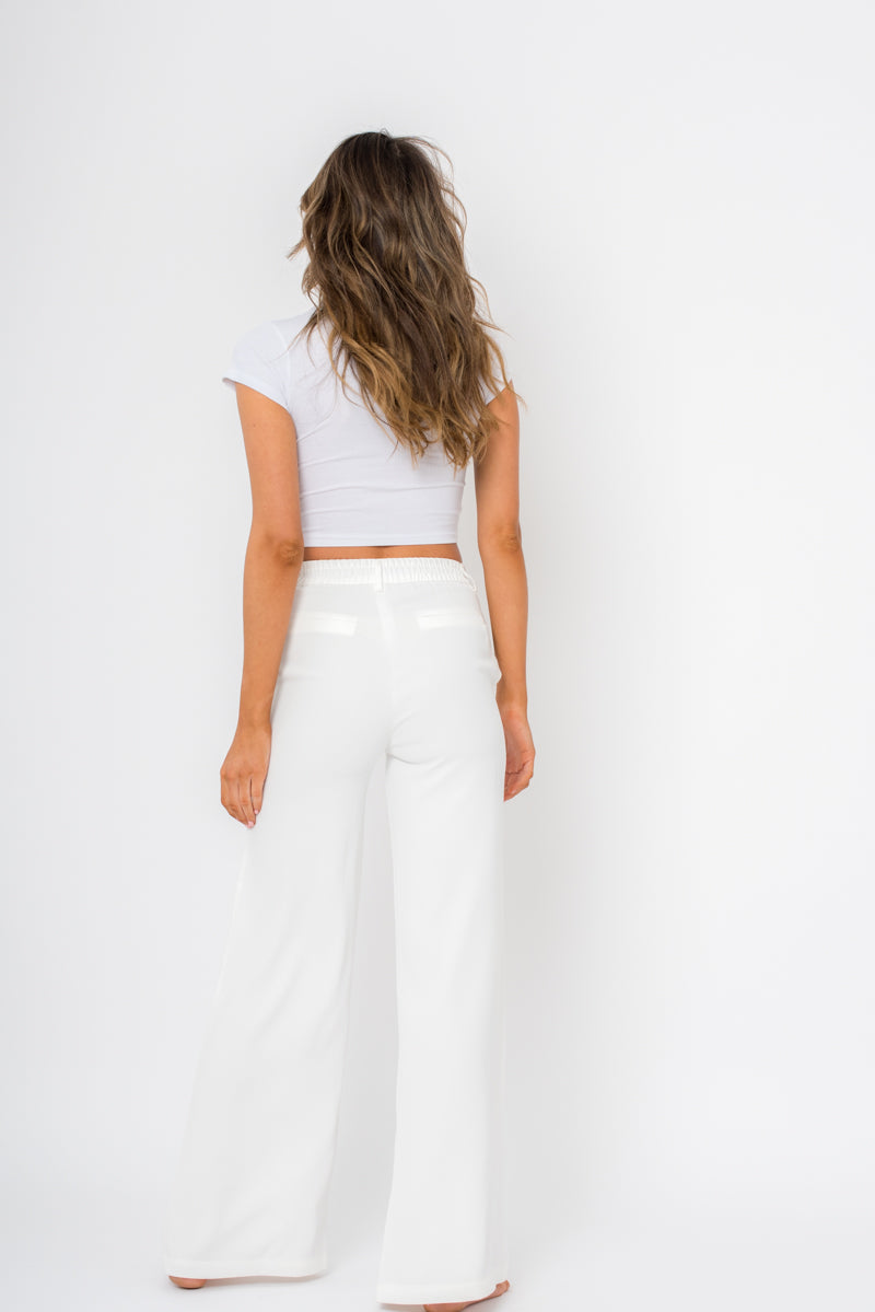 Laura Top - White