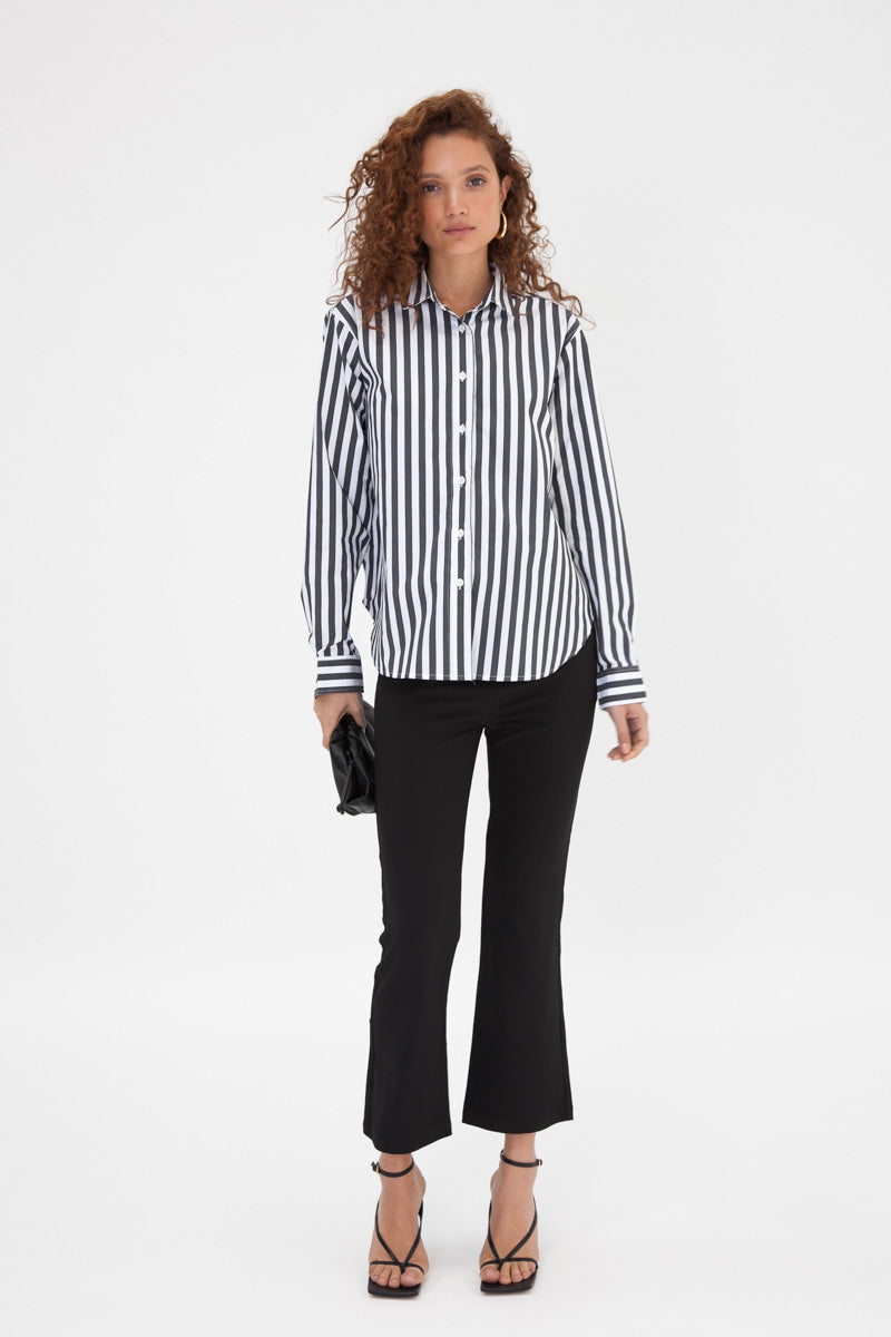 Tia Shirt - Stripe